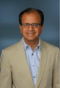 Dr Amin Javer headshot